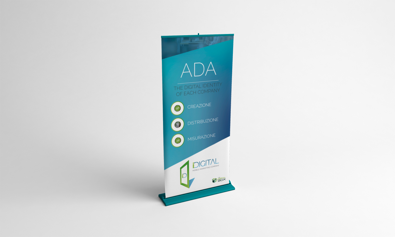 Roller for events: ADA promotion